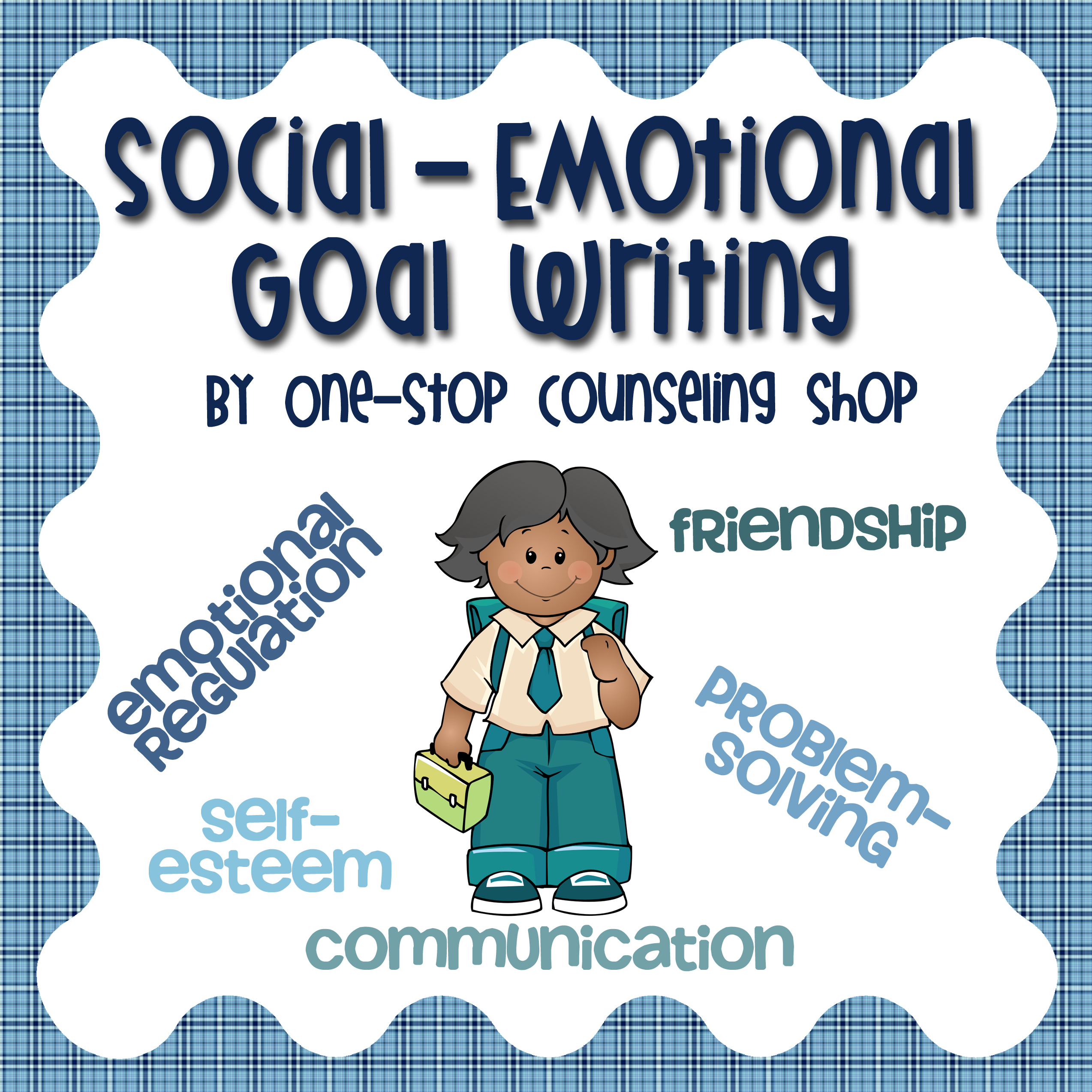 How To Write Iep Goals Guide For >> New Product Social Emotional Iep Goal Writing Guide